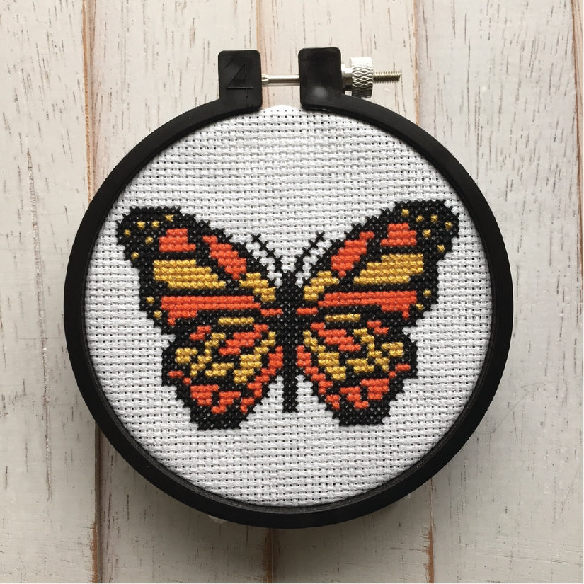 'Butterfly' Cross Stitch Kit