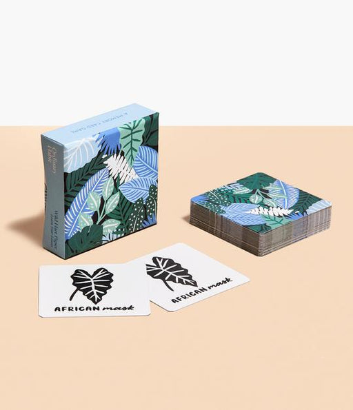 'Learn Your Leaves' Matching Cards by Wild Hart Paper