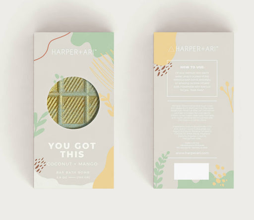 'You Got This' Bath Bar-Harper + Ari-Crying Out Loud