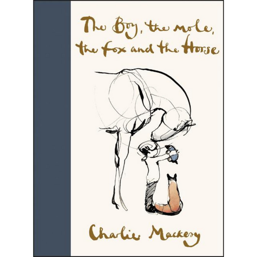 The Boy, the Mole, the Fox and the Horse-Charlie Mackesy-Crying Out Loud