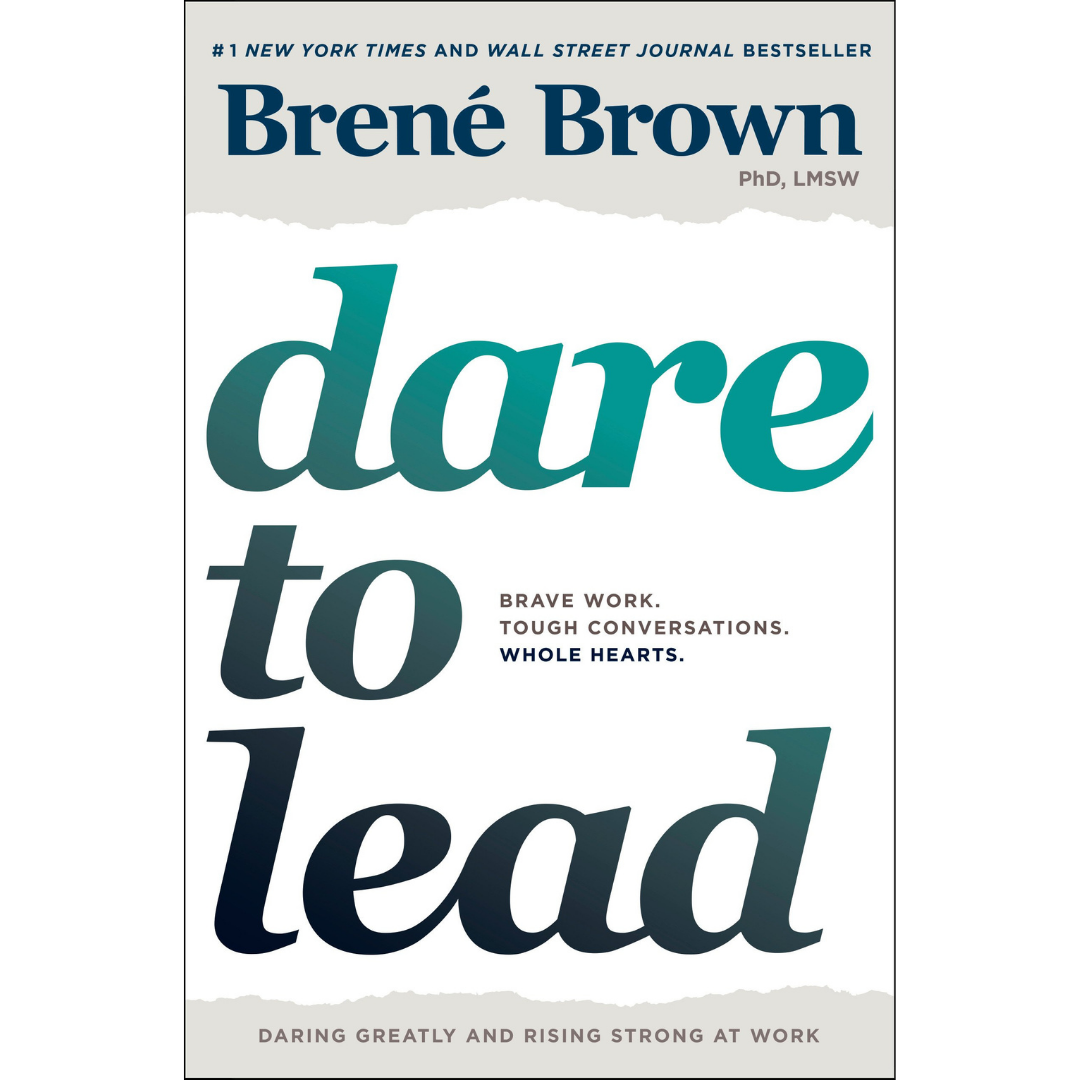 Dare to Lead-Brené Brown-Crying Out Loud