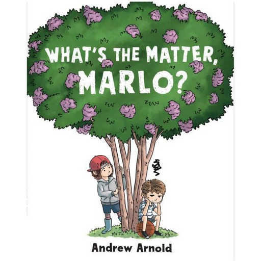 What's the Matter, Marlo?-Andrew Arnold-Crying Out Loud