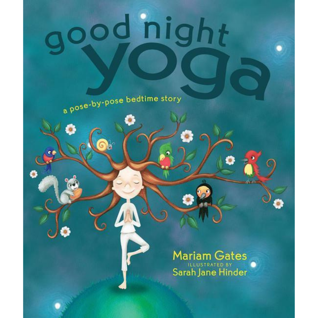 Good Night Yoga-Mariam Gates-Crying Out Loud