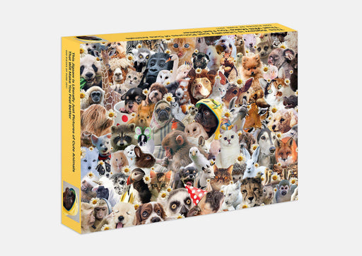 This Jigsaw is Literally Just Pictures of Cute Animals That Will Make You Feel B etter-Stephanie Spartels-Crying Out Loud