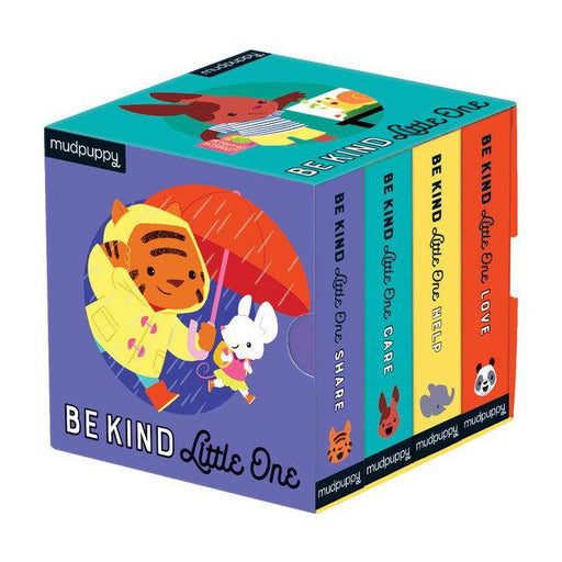 Be Kind Little One Board Book Set-Mudpuppy-Crying Out Loud