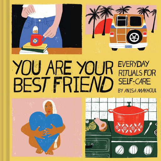 You Are Your Best Friend-Anisa Makhoul-Crying Out Loud