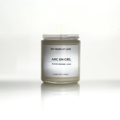 Arc en Ciel Candle (Blood Orange + Goji)