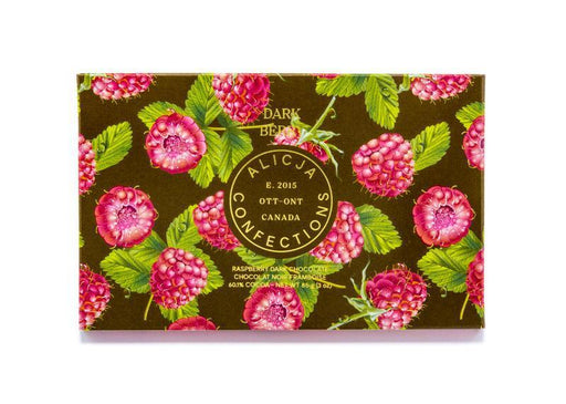 Dark Berry Postcard Bar