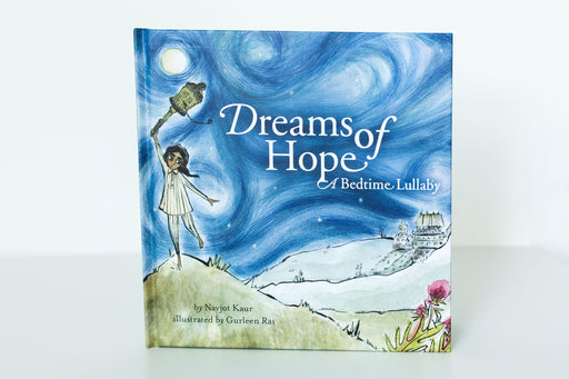 Dreams of Hope – A Bedtime Lullaby-Navjot Kaur-Crying Out Loud