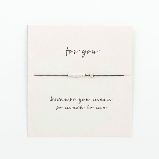 For You Bracelet-Mailin Jewelry-Crying Out Loud