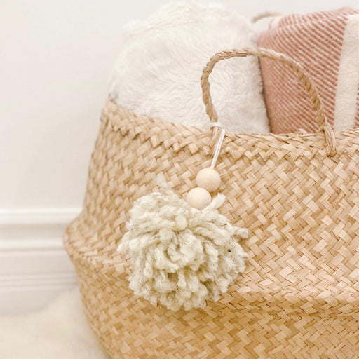 Basket Pom-Simply Styled Art-Crying Out Loud