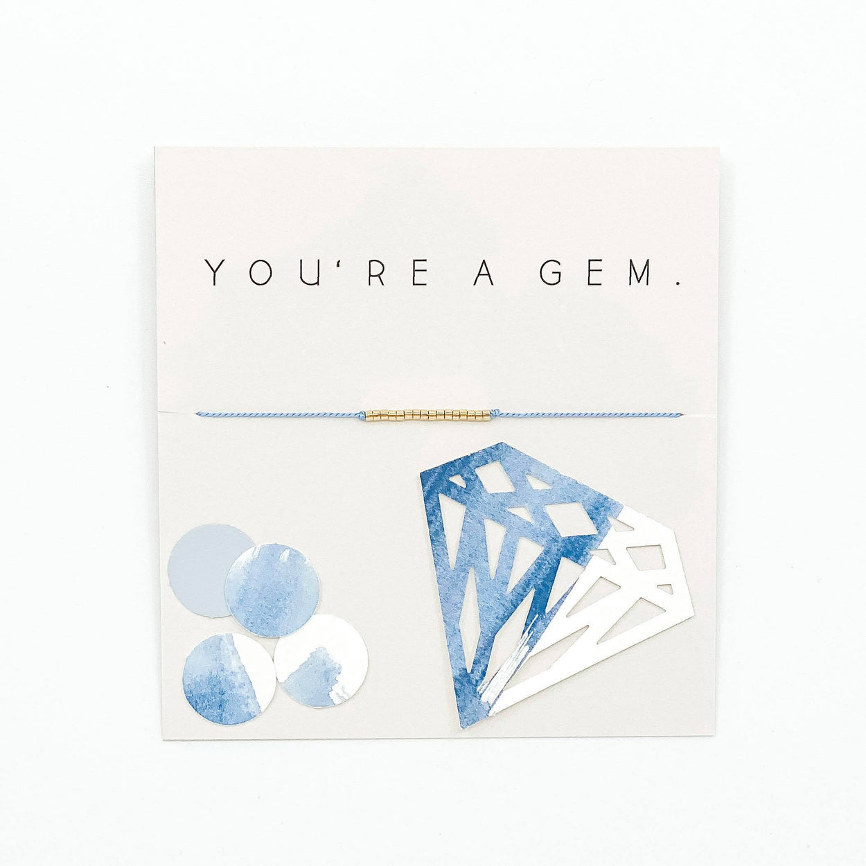 You're A Gem Bracelet