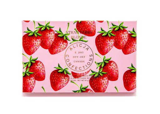 Strawberry Blonde Postcard Bar