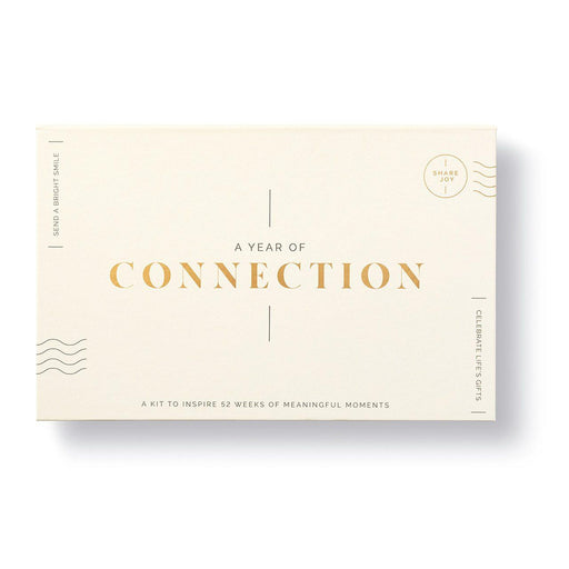 A Year of Connection - Notecard Set-Note Cards-Compendium-Crying Out Loud