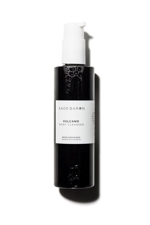 Activated Charcoal Body Wash - Vulcano-Sade Baron-Crying Out Loud