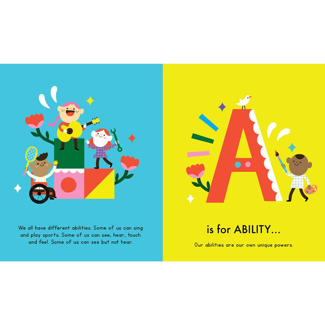 An ABC of Equality-Chana Ginelle Ewing-Board book-Crying Out Loud