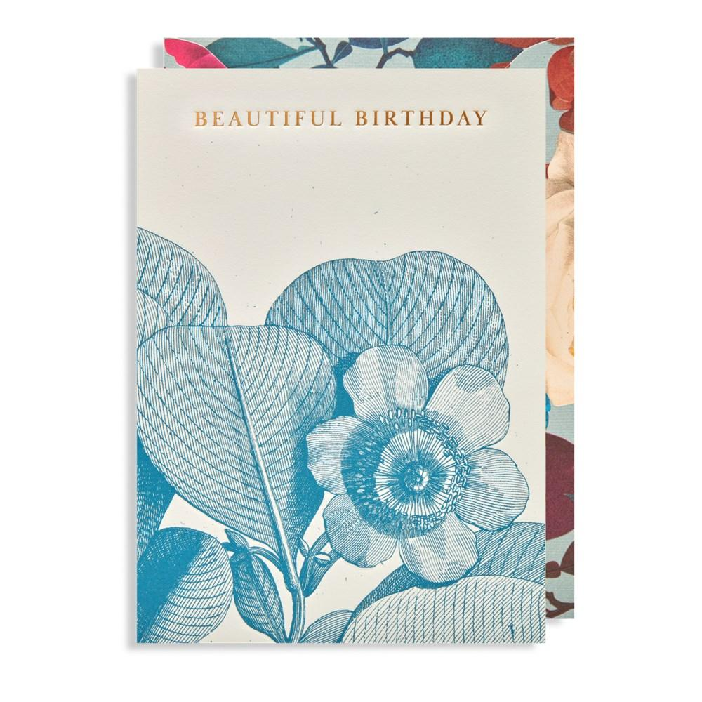Beautiful Birthday Card-Lagom Design-Crying Out Loud