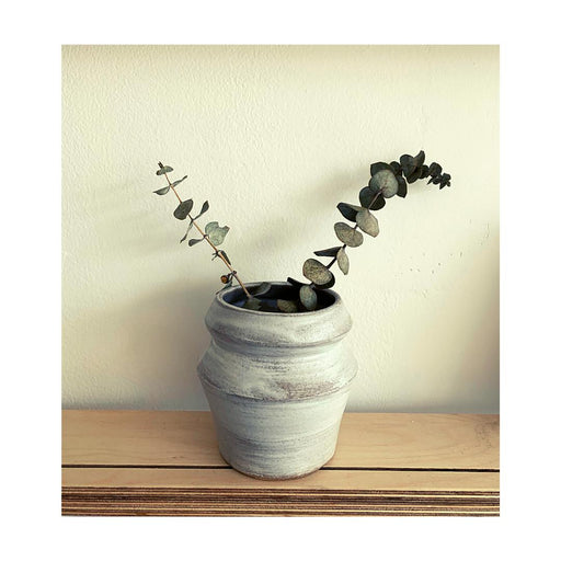 Brushstroke Planter-Cylinder Studio-Crying Out Loud