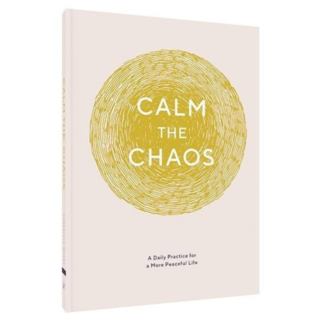 Calm the Chaos Journal-Nicola Ries Taggart-Notebook / blank book-Crying Out Loud