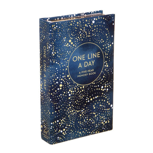 Celestial One Line a Day (Blank Journal for Daily Reflections, 5 Year Diary Book)-Yao Cheng-Notebook / blank book-Crying Out Loud