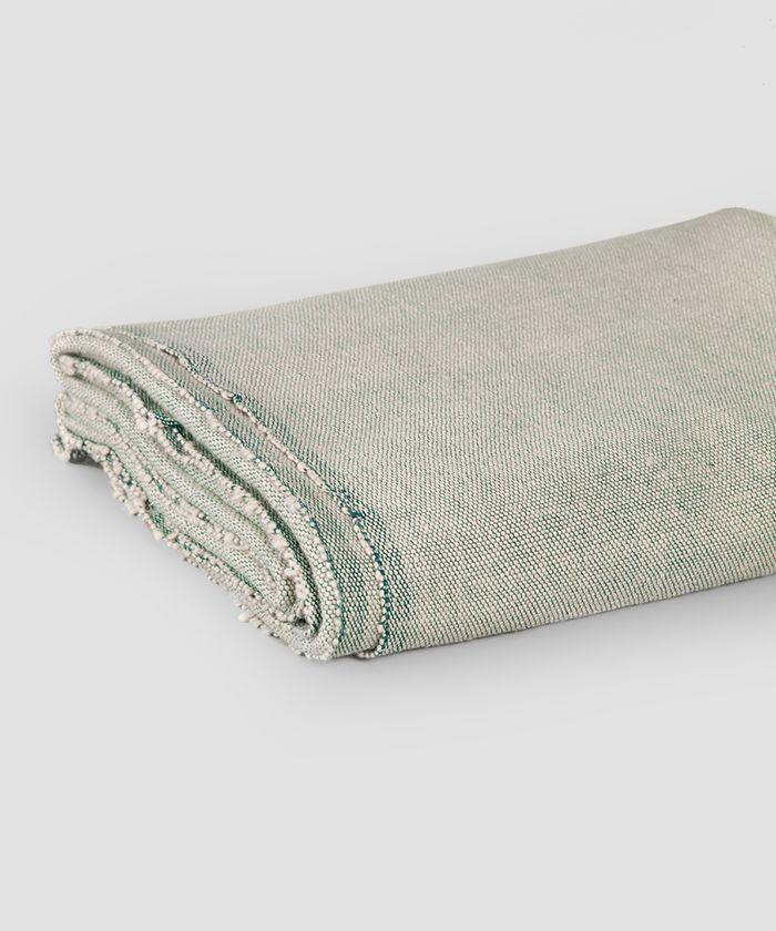 Classic Cotton Yoga Blanket - Alpine Weave-Half Moon-Crying Out Loud