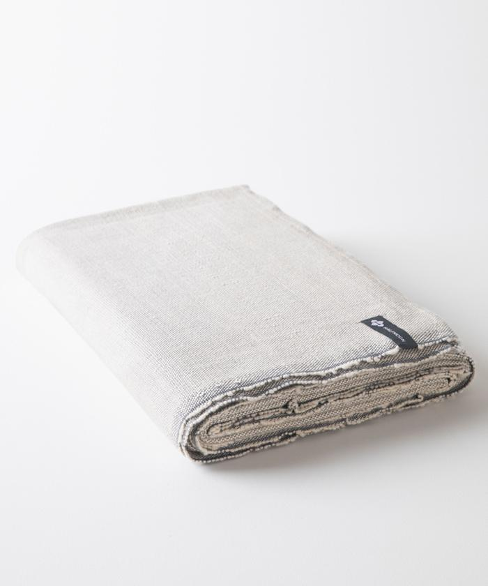 Classic Cotton Yoga Blanket - Stone Weave-Half Moon-Crying Out Loud