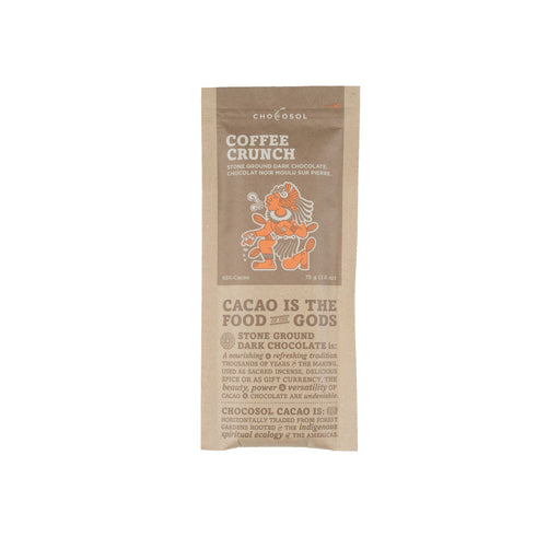 Coffee Crunch Chocosol Bar-Chocosol-Crying Out Loud