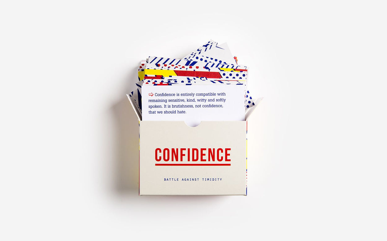 Confidence Prompt Cards-School of Life-Crying Out Loud