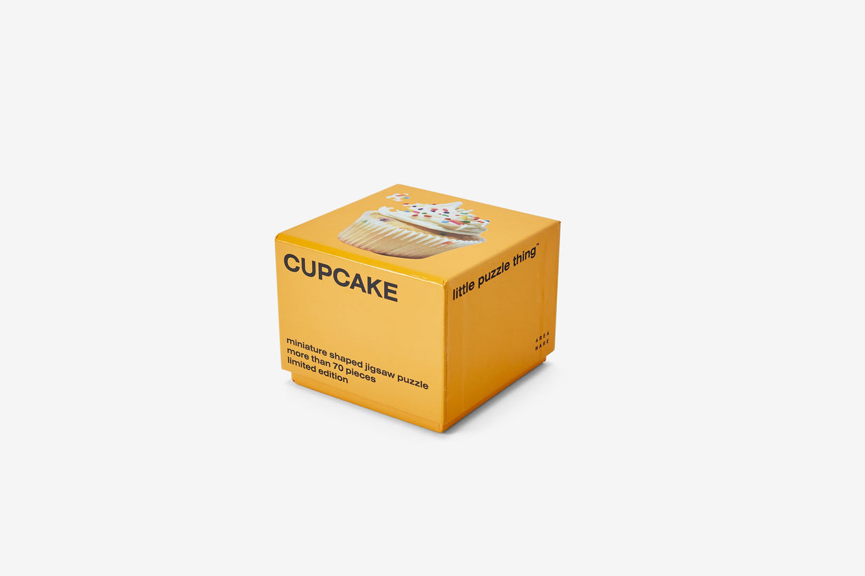 'Cupcake' Little Puzzle Thing-Areaware-Crying Out Loud