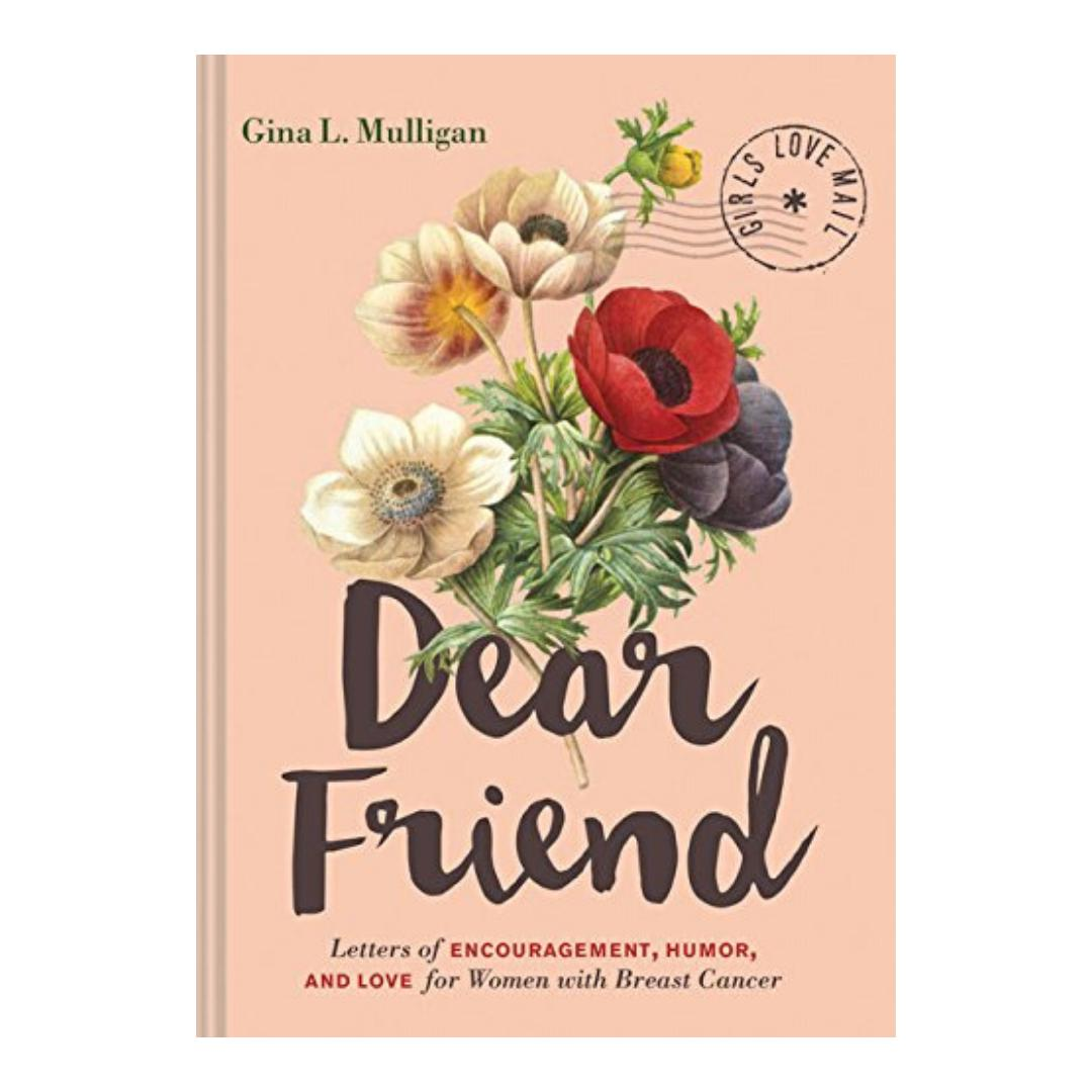 Dear Friend-Gina L Mulligan-Hardback-Crying Out Loud