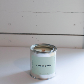 Garden Party Candle - Aloe + Eucalyptus + Spearmint-Mala The Brand-Crying Out Loud