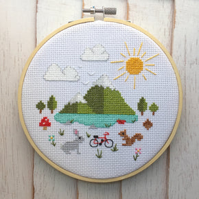 'Great Outdoors' Cross Stitch Kit