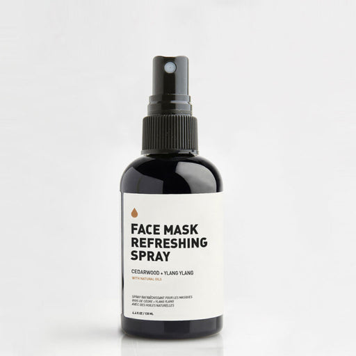 Face Mask Refreshing Spray - Cedarwood and Ylang Ylang