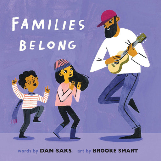 Families Belong-Dan Saks-Crying Out Loud