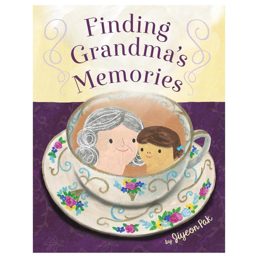 Finding Grandma's Memories-Jiyeon Pak-Hardback-Crying Out Loud