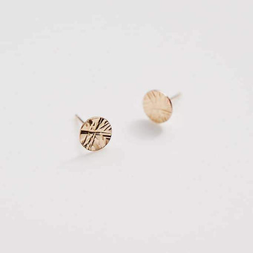 Gold Fill Starburst Studs-Devi Arts Collective-Crying Out Loud