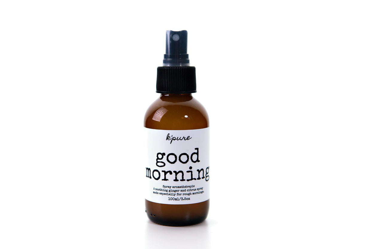 Good Morning Essential Oil Spray-K'Pure-100 ml-Crying Out Loud