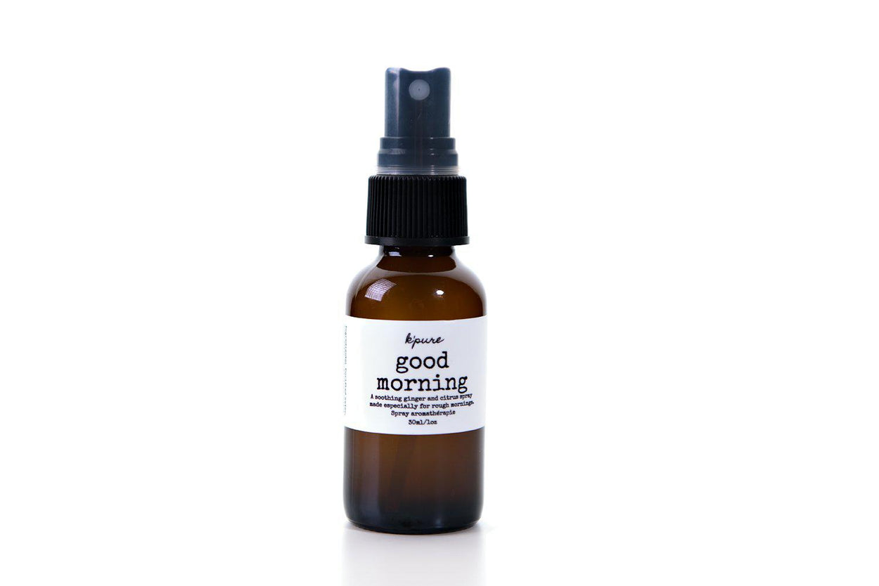 Good Morning Essential Oil Spray-K'Pure-30 ml-Crying Out Loud