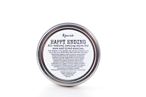 Happy Ending Muscle Salve-K'Pure-0.5 oz-Crying Out Loud