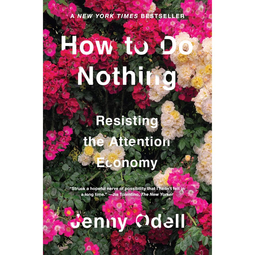 How to Do Nothing-Jenny Odell-Hardback-Crying Out Loud