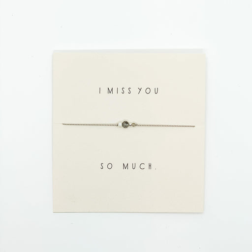 I Miss You So Much Bracelet-Mailin Jewelry-Crying Out Loud