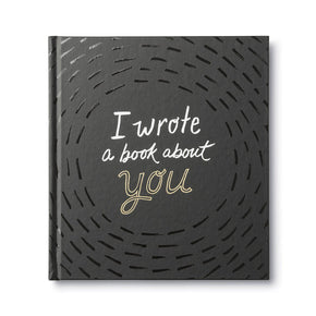 I Wrote A Book About You-Compendium-Crying Out Loud