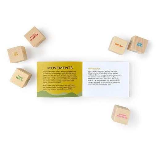 Mindfulness Dice-Chronicle Books-Crying Out Loud