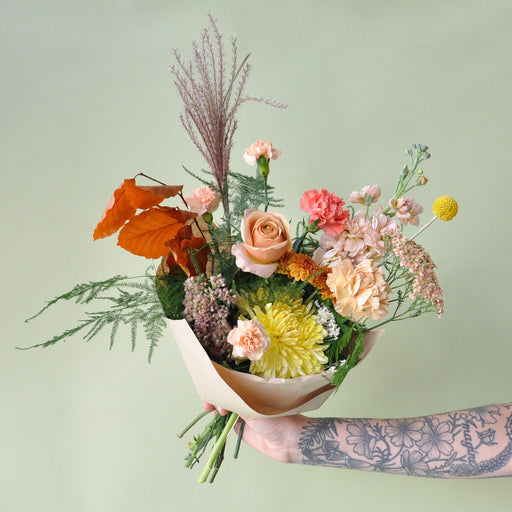 Fresh Flower Bouquet - PREORDER (2 sizes)-Pictus Goods-Crying Out Loud