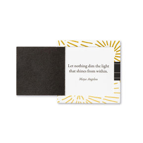 'Shine' Thoughtfulls Card Set-Card Set-Compendium-Crying Out Loud