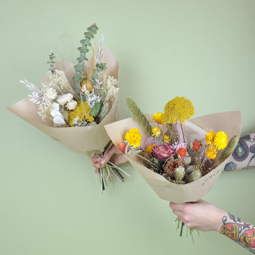 Dried Flower Bouquet-Pictus Goods-Crying Out Loud