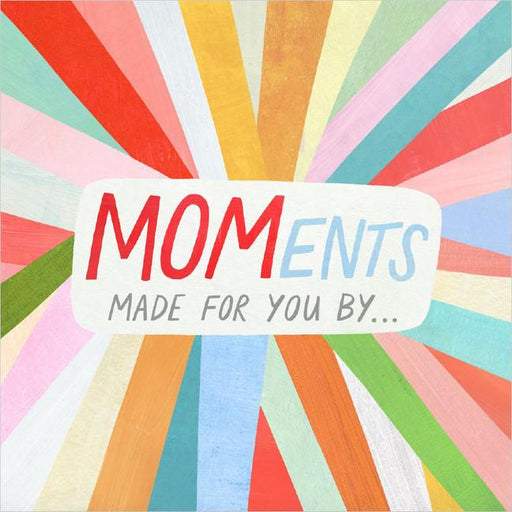 MOMents-Melanie Mikecz-Hardback-Crying Out Loud