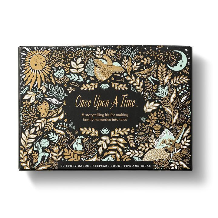 Once Upon A Time Storytelling Kit-Compendium-Crying Out Loud