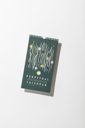 Perpetual Calendar-Mezzaluna Studio-Crying Out Loud