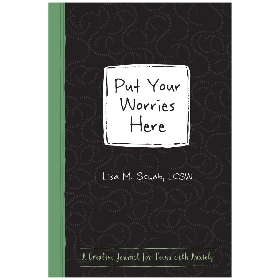 Put Your Worries Here-Lisa M. Schab-Paperback / softback Trade paperback (US)-Crying Out Loud